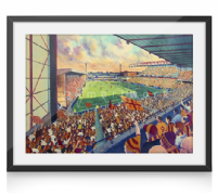 Valley parade print